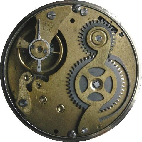 """Curieuse montre, """" rubrique """" Mvt_pl13"""