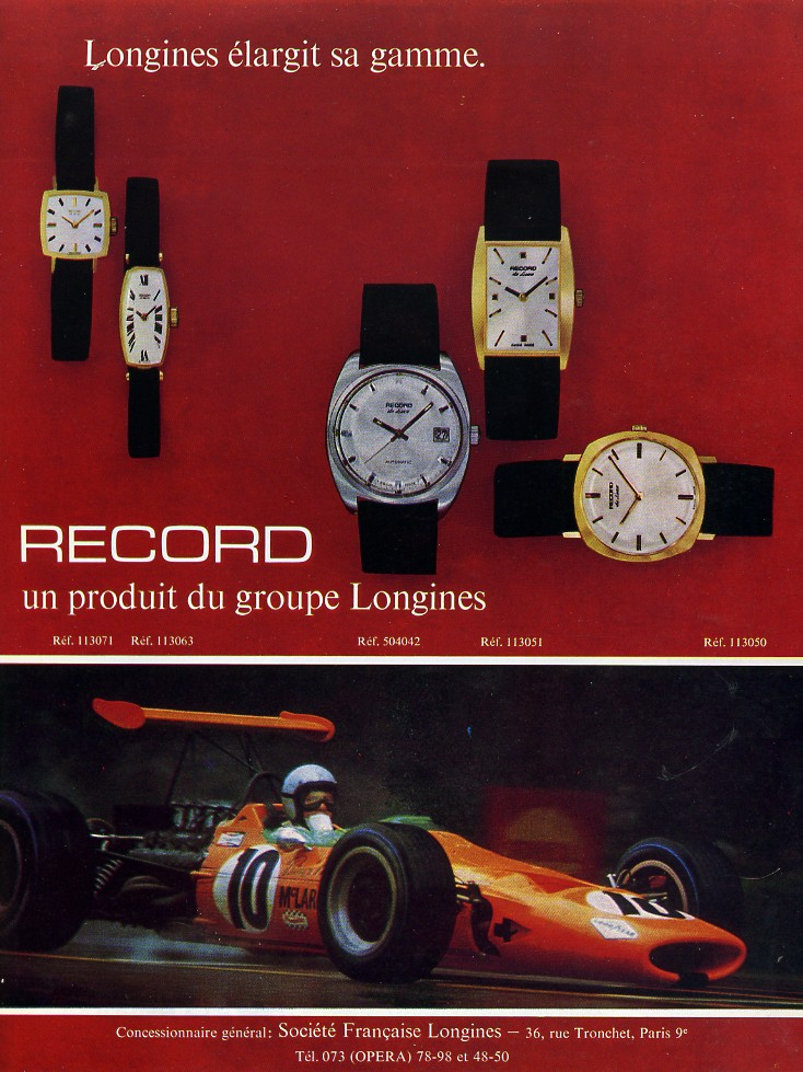 Record Watch Company ? Record11