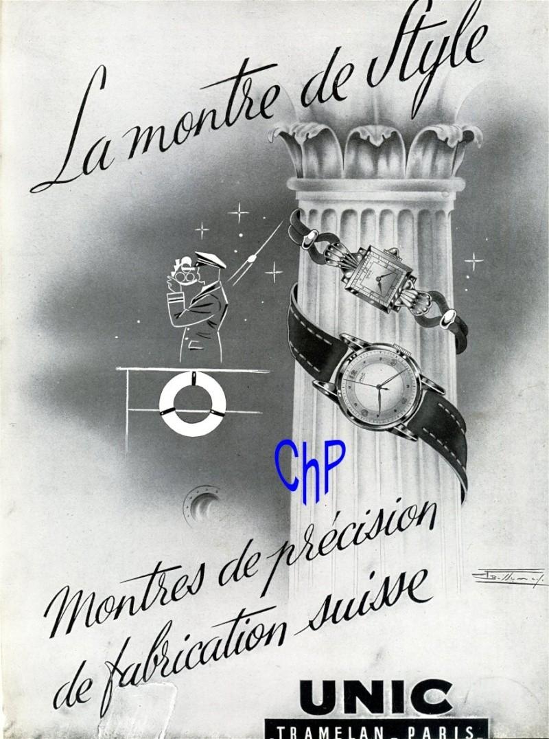 Restauration d'une vintage : UNIC calibre AS  Unic1910