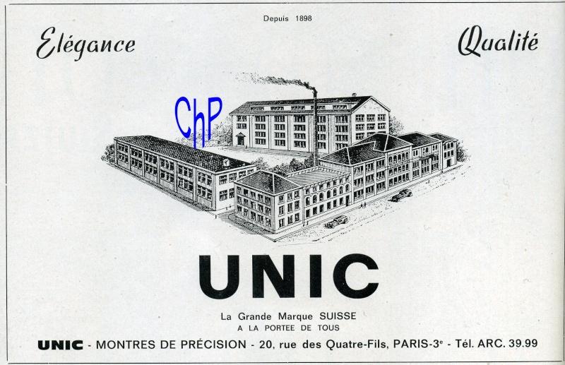 Restauration d'une vintage : UNIC calibre AS  Unic1911