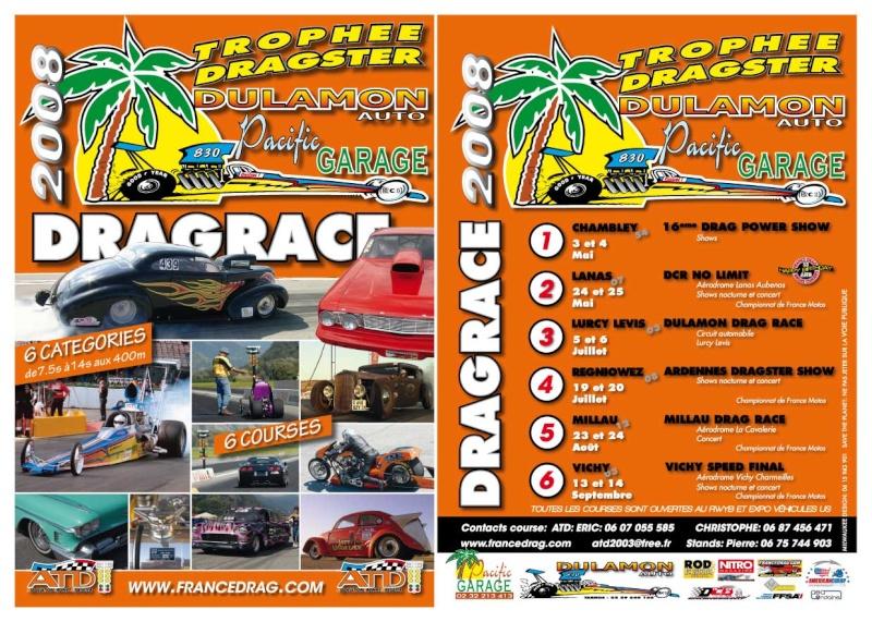 trophée DRAGSTER 2008 Flyer-10