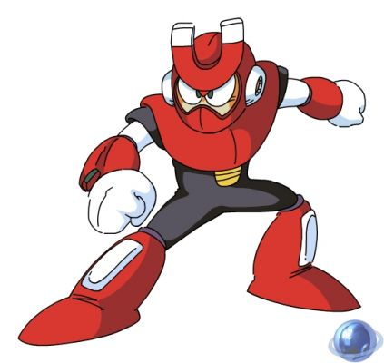 Best of Robot Masters Magnet10