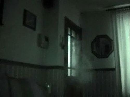 Est ce une apparition paranormale ou de la fumée ? Window10