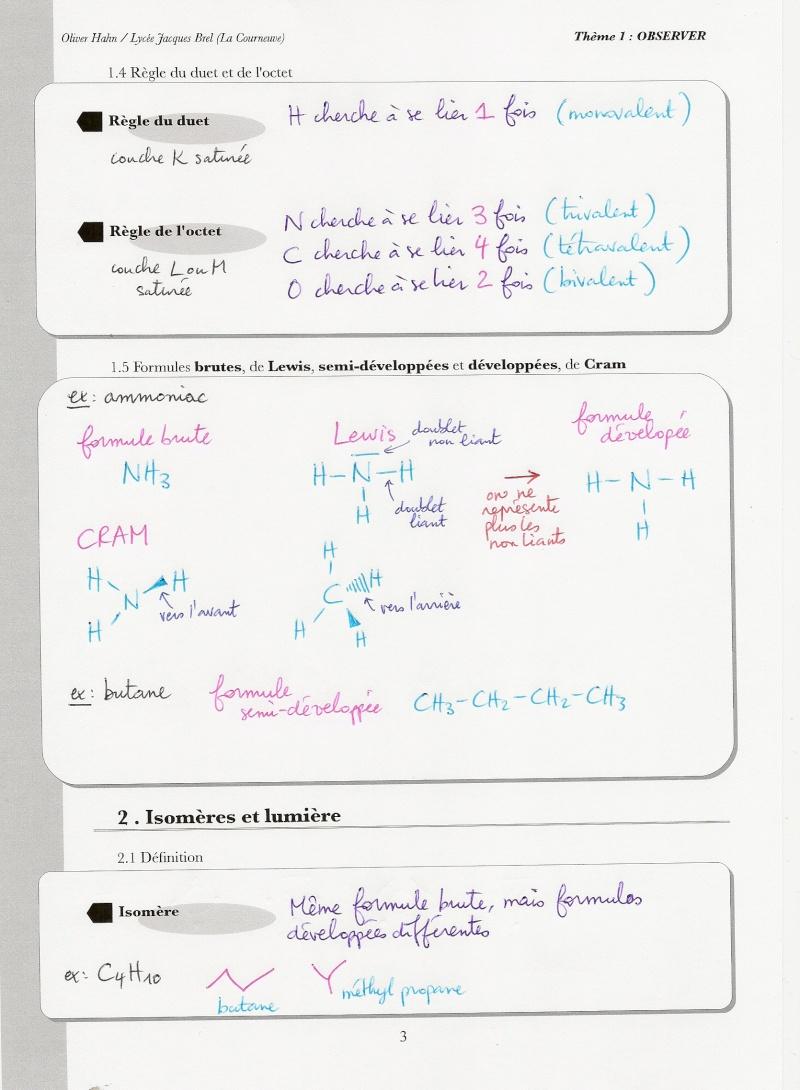 Chapitre 12 :Structure des molécules Numari62