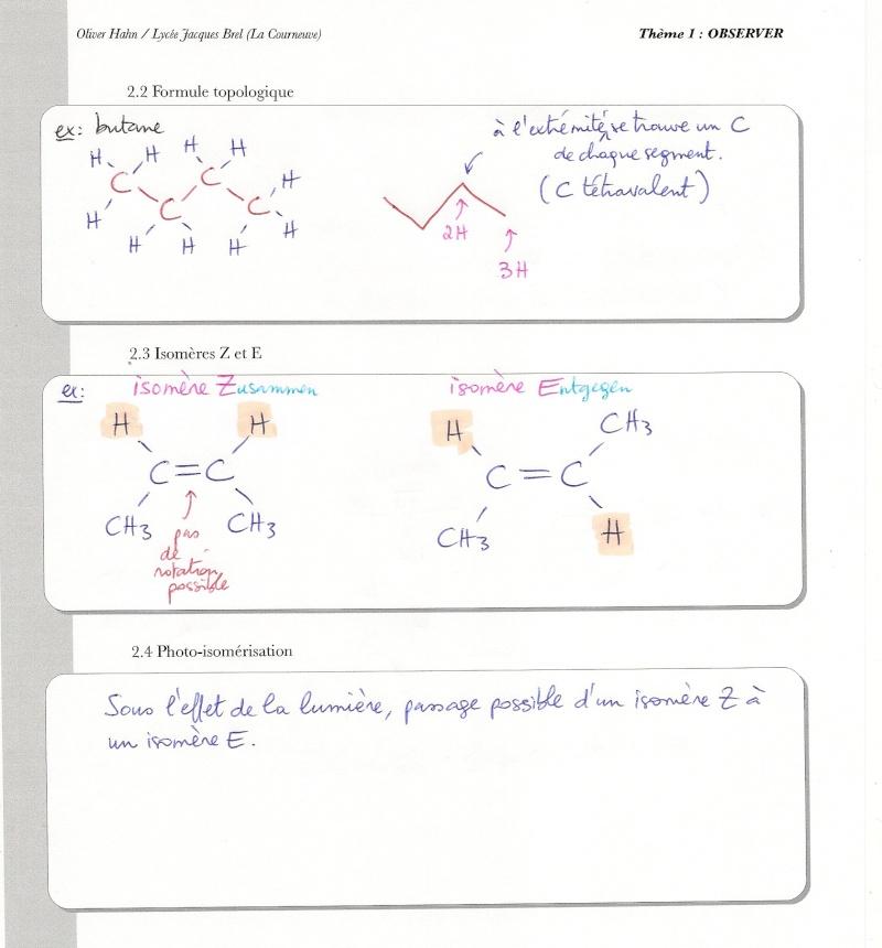 Chapitre 12 :Structure des molécules Numari63