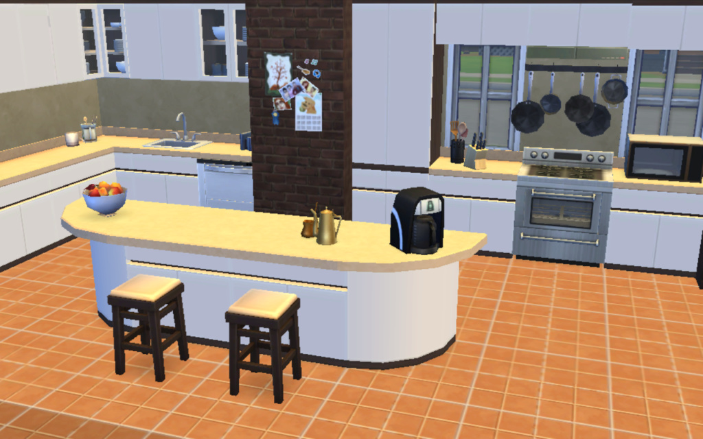New Sims 4 house! 04-11-10