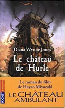 Wynne Jones Diana - Le château de Hurle 519kad10