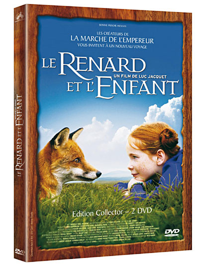 Le Renard et l'Enfant - Edition Simple, Collector, Prestige et Blu-Ray - 15 octobre 2008 87174110