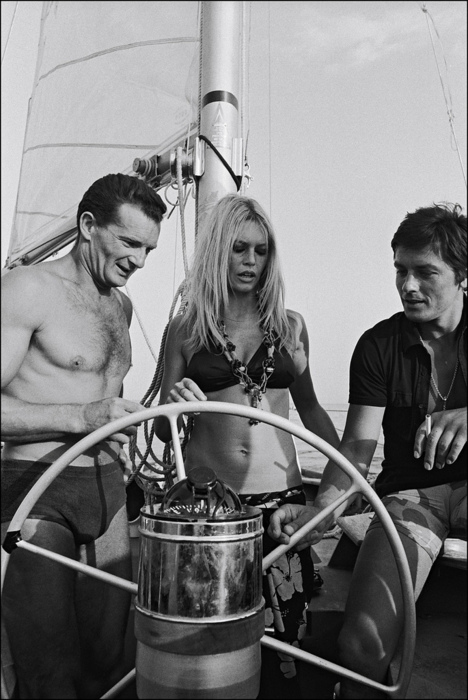 BB & Alain Delon - Page 3 Tumblr18
