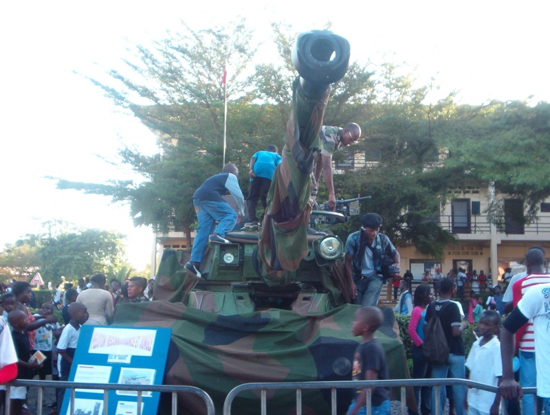6ème BIMA - Libreville (Gabon) Im001113