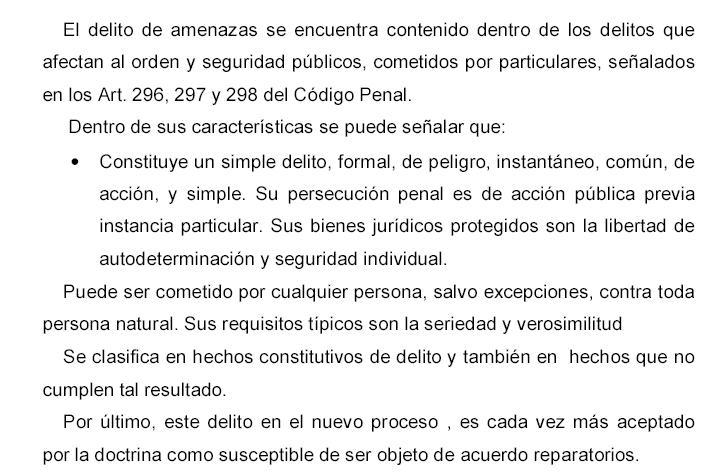 EL DELITO DE AMENZAS Amenaz10