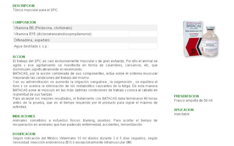 BATACAS -- ANTIFATIGANTE -- $   16.000 -- 50 ml  Bataca10