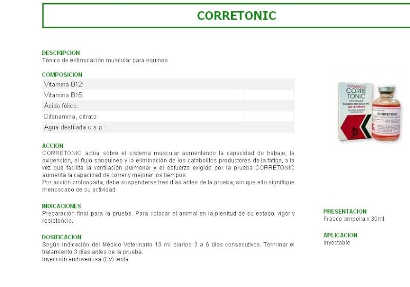CORRETONIC -----STOCK LIMITADO Corret10