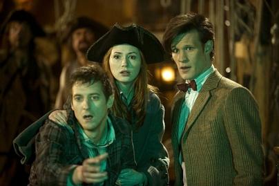 [Série] Doctor Who (2005) Letrio10