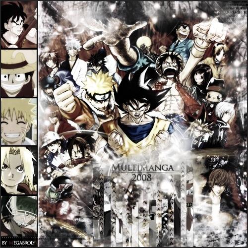 Gallerie de Megabroly Manga_11