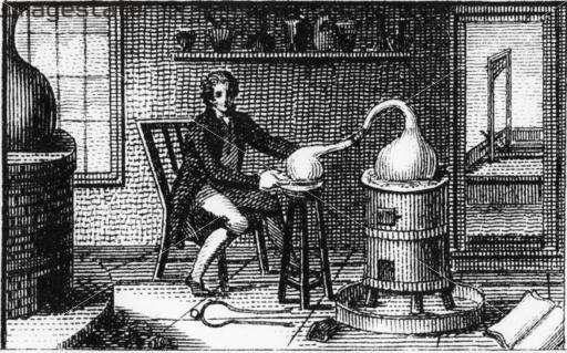 Antoine Lavoisier - chimiste - 1794 Lavois10