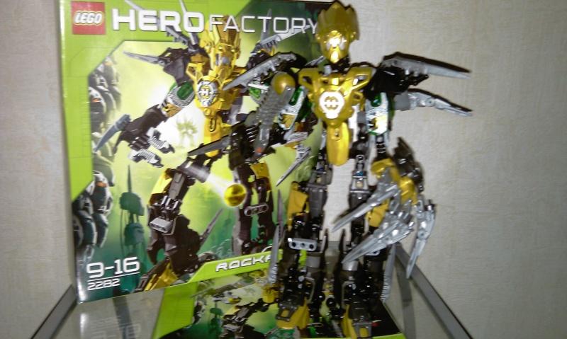 [Revue] Hero factory 2282 : Rocka XL News_r11