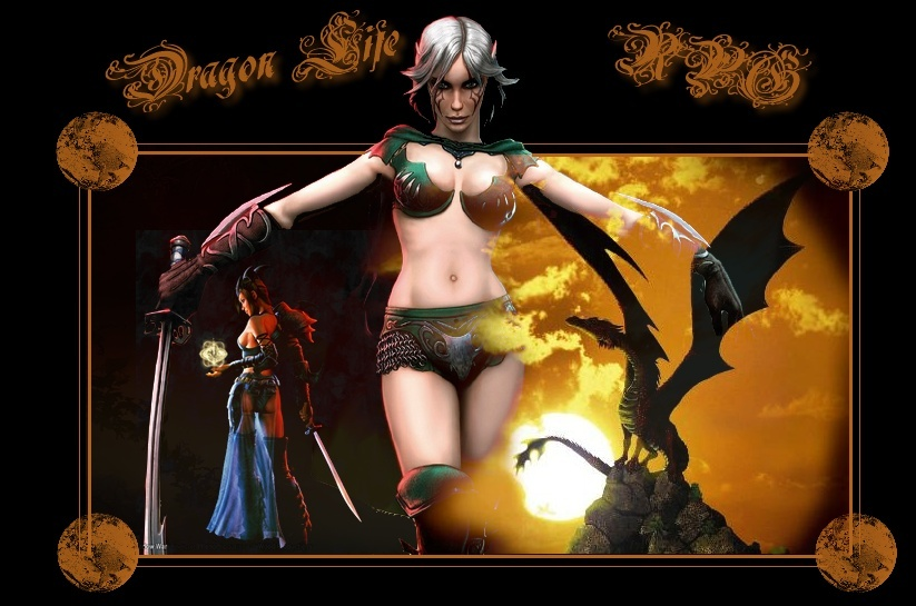 THE RPG Dragon life