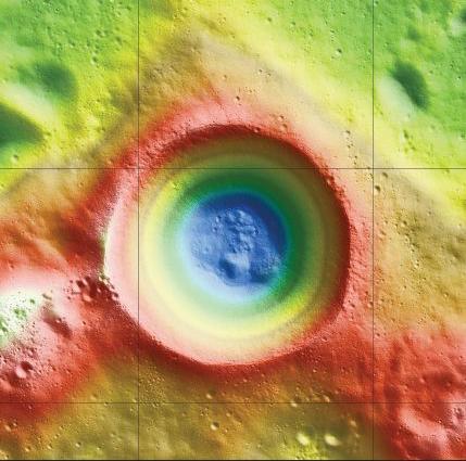 Découverte de glace au pôle sud de la Lune Shacke11