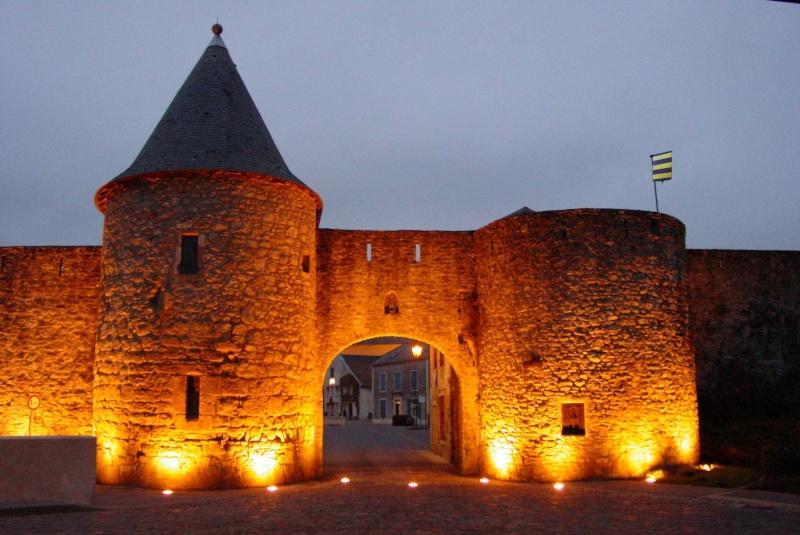"""""""La Petite Carcassonne Lorraine""""  Vue-de10"""