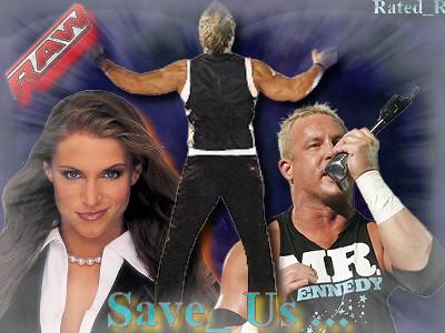WWE Fan Fiction => WWE In Trouble Episod10