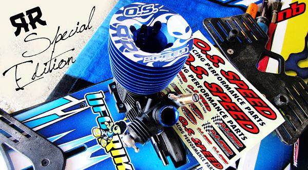 """O.S.engines .21 XZ-B Speed """"Bitty"""" Osrr11"""