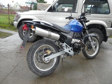MOTOGALERIA NASICH FMX650 A PODOBNYCH MOTO. Dino110