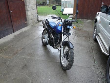 MOTOGALERIA NASICH FMX650 A PODOBNYCH MOTO. Dino310
