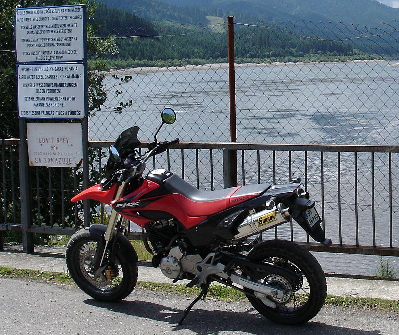 Precerpavacia vodna elektraren Cierny Vah Pve110
