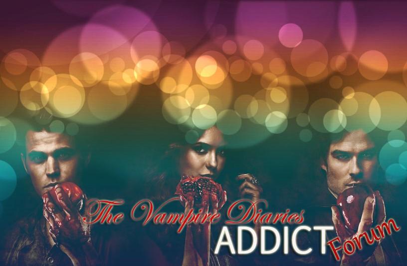 The Vampire Diaries Addict