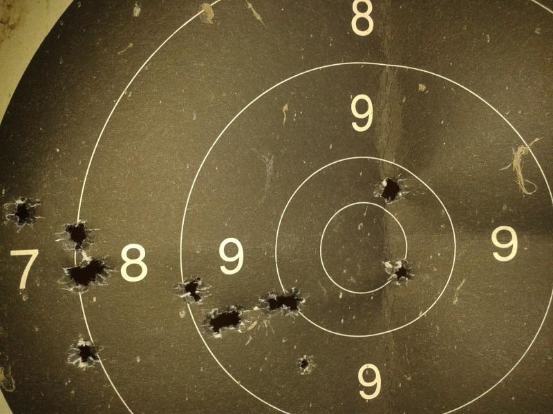 suis toujours pas un sniper.... stg57 2012-125
