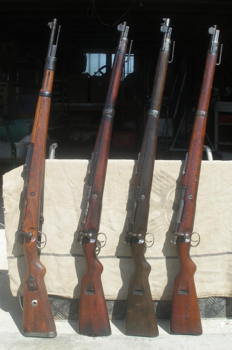 Mauser Karabiner 98 - Restauration Imgp0675