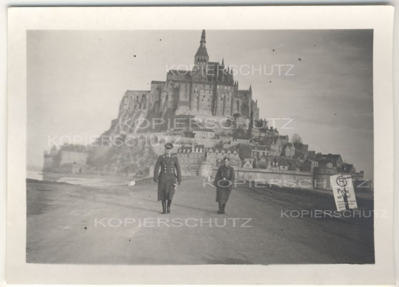 Mont Saint-Michel... Foto_f10