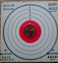 Benjamin Marauder pistol en mode pistolet 19 joules  110