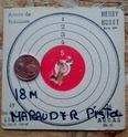 Benjamin Marauder pistol en mode pistolet 19 joules  310