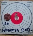 Benjamin Marauder pistol en mode pistolet 19 joules  410