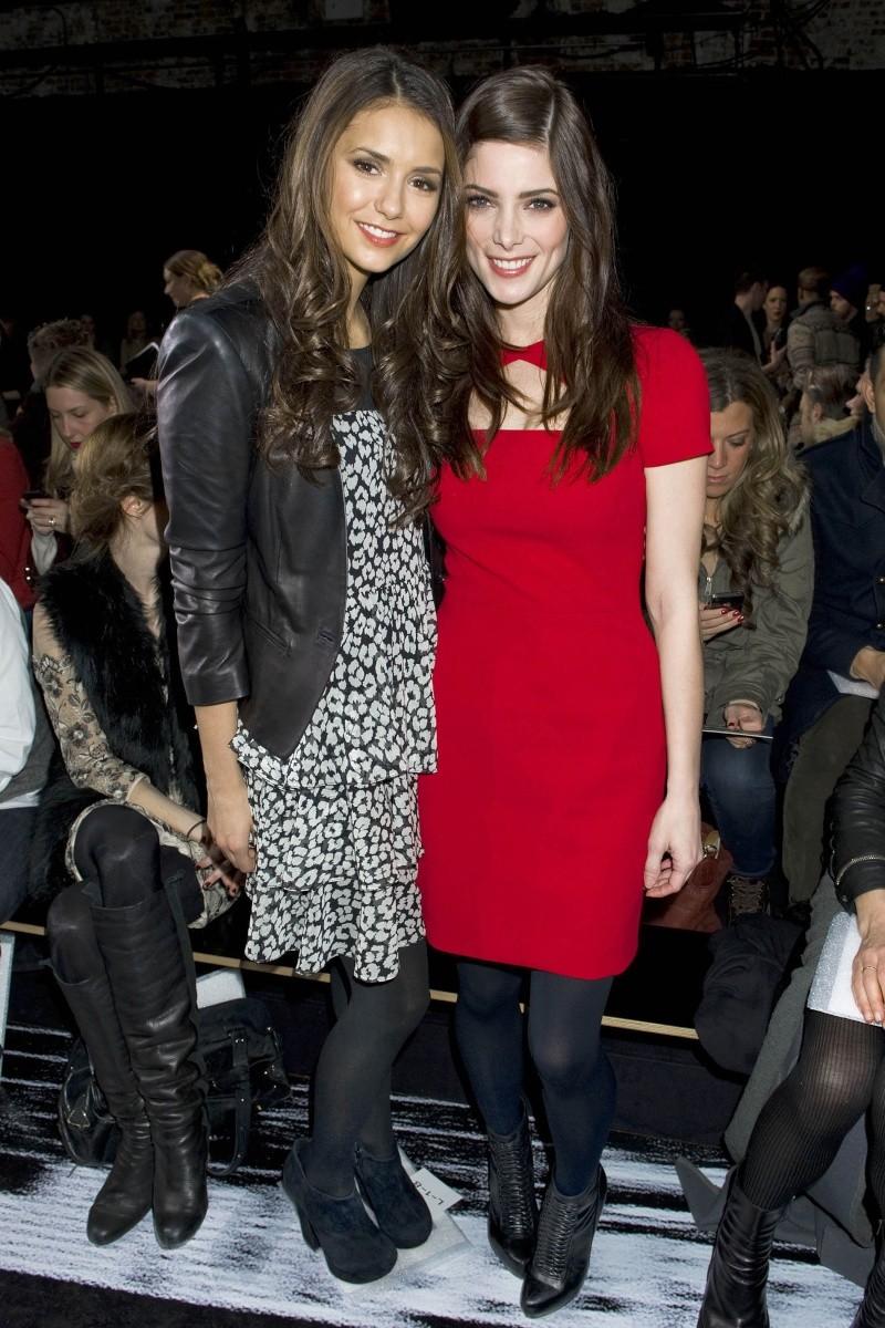 DKNY Fall Show at New York Fashion Week Ag000010