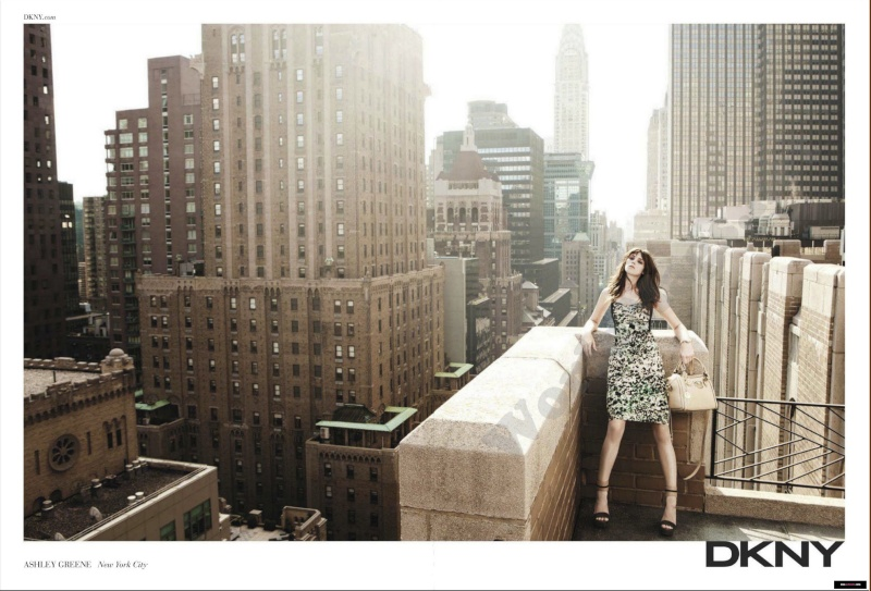 campagnes  pour DKNY  Ashell10