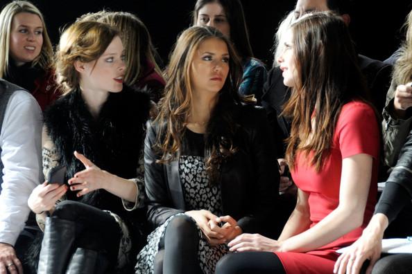 DKNY Fall Show at New York Fashion Week Ashle285