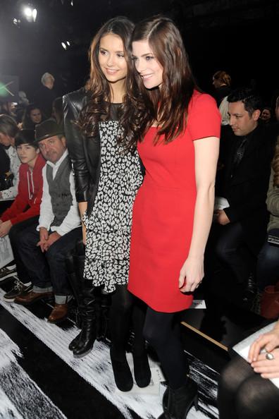 DKNY Fall Show at New York Fashion Week Ashle286