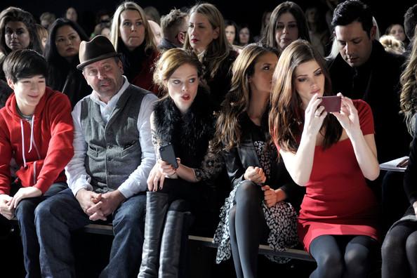 DKNY Fall Show at New York Fashion Week Ashle289