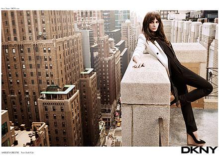 campagnes  pour DKNY  Diari122