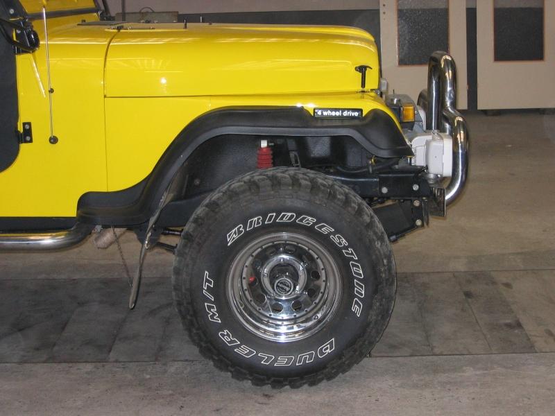 Histoire d'une cj7 en images Jeep_511