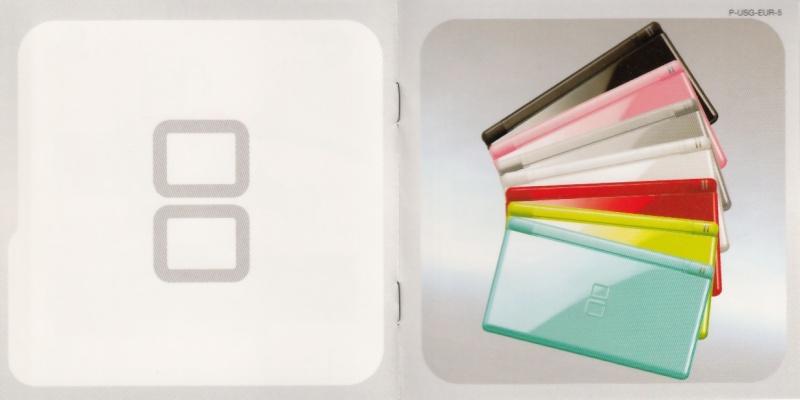 Quelles sont les couleurs des DS lite ? Catalo12