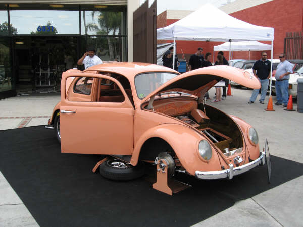 Trip to L.A. and Bug In by GhiaStef63 Donuts12