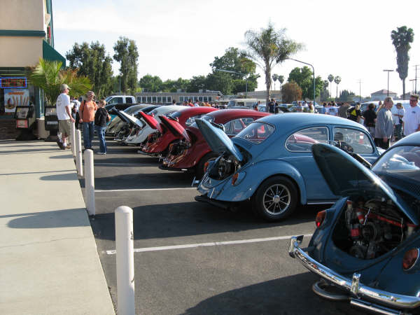 Trip to L.A. and Bug In by GhiaStef63 Los_an19