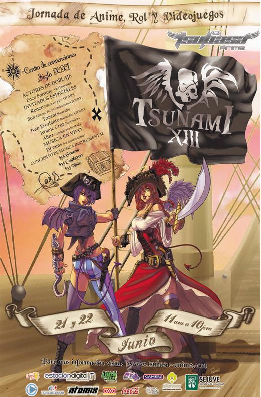 tsuname XIII Flyer11