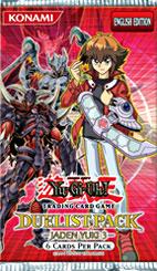 Duelist Pack-Jaden Yuki 3  ( booster pack) Packsh11