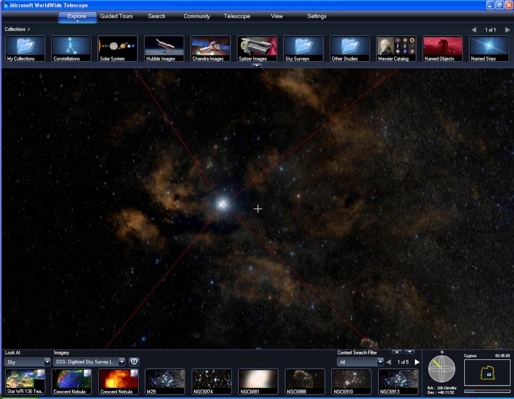 http://www.worldwidetelescope.org/ Mwt10