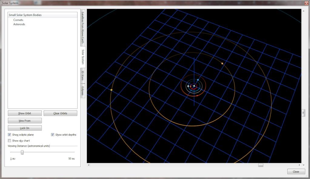 Saturne, Vénus et Mercure Solar_10